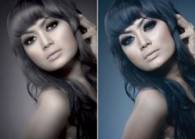 maquiller yeux eurasien